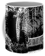 Garden Bench  By Zina Zinchik Coffee Mug