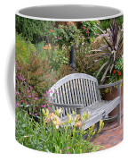 Garden Benches 3 Coffee Mug