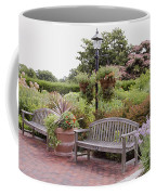 Garden Benches 6 Coffee Mug