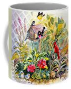 Garden Birds Coffee Mug