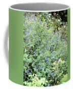 Garden Blues Coffee Mug