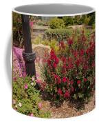 Garden Bush At Woodward Park 2f Coffee Mug