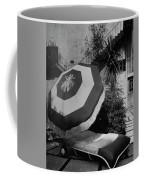 Garden Chaise Lounge Coffee Mug
