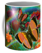 Garden Day Coffee Mug by Alixandra Mullins