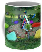 Garden Galaxy Coffee Mug
