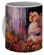 Garden Girl Coffee Mug
