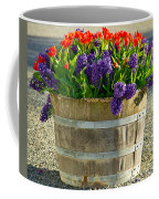 Garden In A Bucket Coffee Mug by Eti Reid