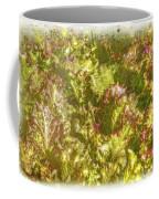 Garden Lettuce - Green Gold Coffee Mug