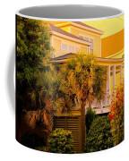 Garden Light At Isle Of Palms Coffee Mug
