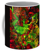 Garden Lizard Coffee Mug