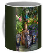 Garden Meditation Coffee Mug