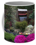 Garden Miniature Train Coffee Mug