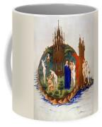 Garden Of Eden: Adam & Eve Coffee Mug