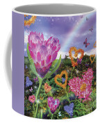 Garden Of Love 2 Coffee Mug by Alixandra Mullins