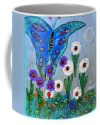 Garden Of The Full Moon Coffee Mug