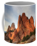 Garden Of The Gods Colorado Coffee Mug