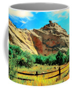 Garden Of The God's-colorado Coffee Mug