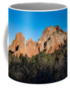 Garden Of The Gods Formation Coffee Mug