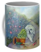 Garden Path Coffee Mug