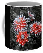 Garden Pom Poms Coffee Mug
