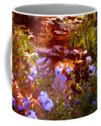 Garden Pond Coffee Mug