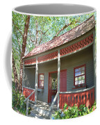 Garden Porch At Calloway Gardens Coffee Mug
