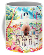 Garden Restaurant Coffee Mug