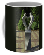 Garden Sculpture Coffee Mug