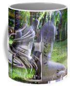 Garden Sculpture Coffee Mug