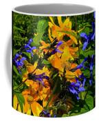 Garden Splash Coffee Mug