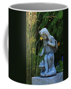 Garden Statuary Coffee Mug