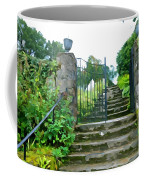 Garden Steps Coffee Mug