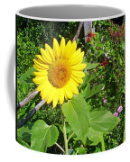 Garden Sunflower Coffee Mug