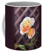 Garden Tea Rose Coffee Mug