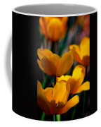 Garden Tulips Coffee Mug