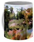 Japanese Gardens - Garden View Series 05 Coffee Mug