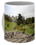 Garden View - Powerscourt Garden Coffee Mug
