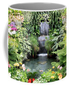 Garden Waterfall Coffee Mug