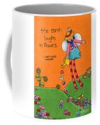 Gardener Angel Coffee Mug