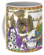 Gardener's Basket Coffee Mug