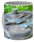 Gardener's Memorial Coffee Mug