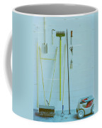 Gardening Tools Coffee Mug