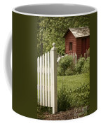 Garden's Entrance Coffee Mug by Margie Hurwich