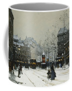 Gare Du Nord Paris Coffee Mug