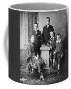 Garfield Children, C1880 Coffee Mug