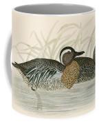 Garganey Teal Coffee Mug