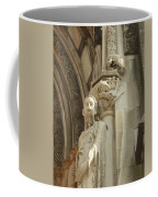Gargoyle And The Lamb Coffee Mug