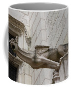 Gargoyle Cathedral Tours Coffee Mug