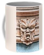 Gargoyle Head Helsingborg Coffee Mug