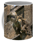Gargoyle On The Church Of St Mary At Sudeley Castle Coffee Mug